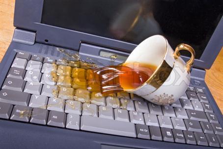 Cach Don Gian De Sua Chua Ban Phim Laptop Bi Hong